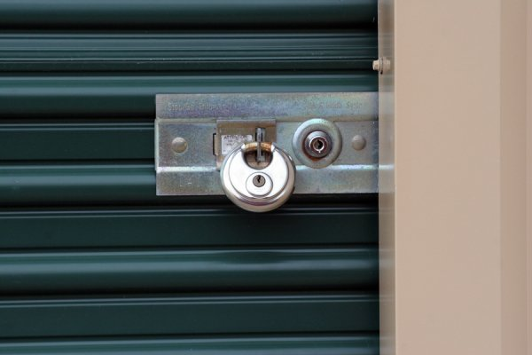 Safety features for your Mountain View storage unit
